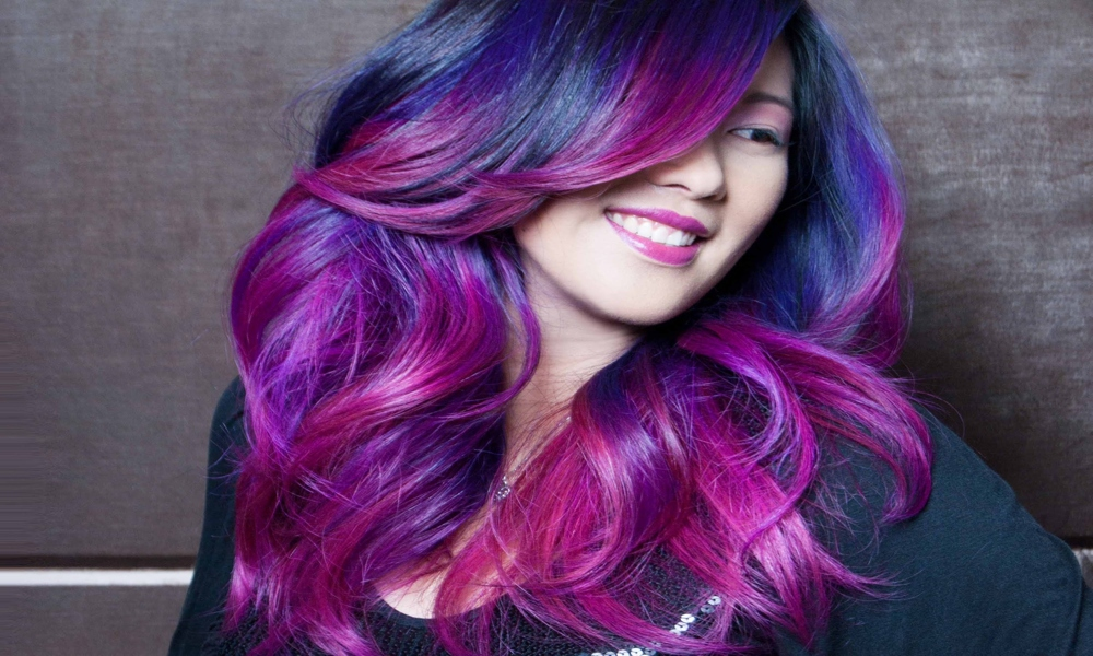 Best Tips For Funky Hair Color Ideas Victoria S Glamour