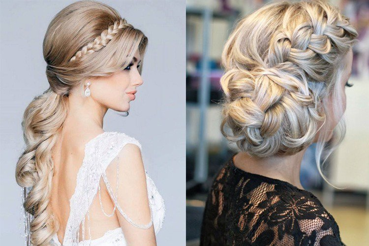 Easy Prom Hairstyles For Long Hair - Victoria\'s Glamour