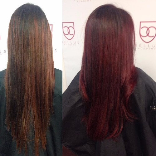20 Burgundy Hair Ideas For Blonde Red And Brunette Hair
