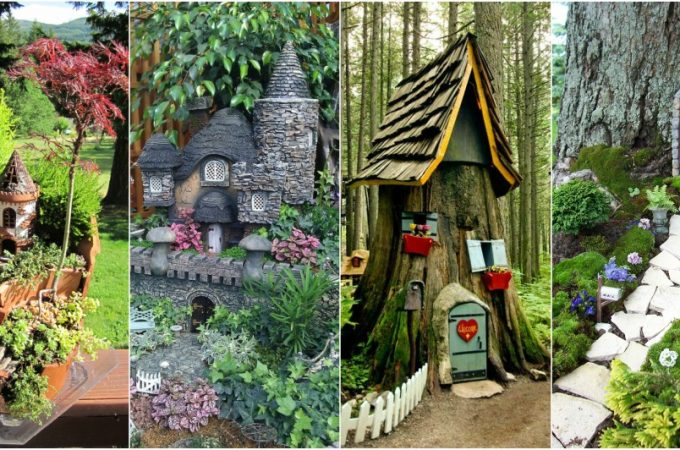 12 Outstanding Ideas For Making Your Garden Look Like A Fairy Tale ...