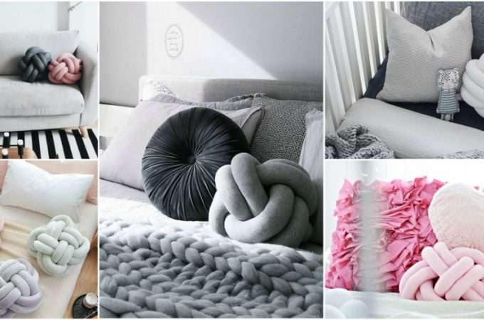 Must Try This Diy Knot Pillow That Is Effortless And Costs Almost