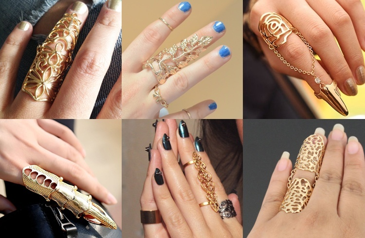 29 Full Finger Ring Design Jewelry Victoria s Glamour
