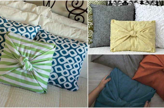 Super Easy And Cheap DIY No Sew Pillow Cases That You Can Make In A Moment & Super Easy And Cheap DIY No Sew Pillow Cases That You Can Make In ... pillowsntoast.com