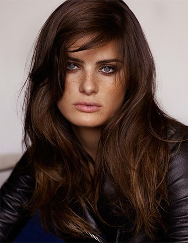 Best hair color ideas for women with black to brunette hair when you do wash the hair colour residue off your hair apply no shampoo but leave it pampered with water only apply hair oil thereafter to lock the colour urmus Gallery