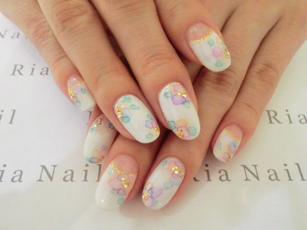 Why not try and check out these amazing Japanese Nail Art pictures that  might just give you a great idea or inspiration on your way to starting  your Nail ... - Japanese Nail Art Designs - Victoria's Glamour