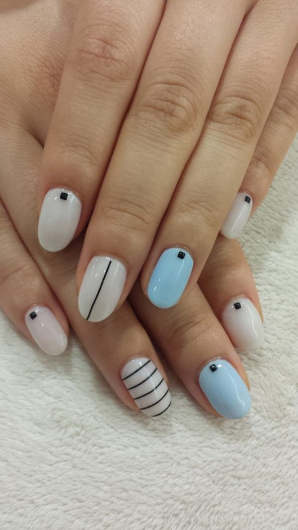 Japanese Nail Art Designs - Victoria\'s Glamour
