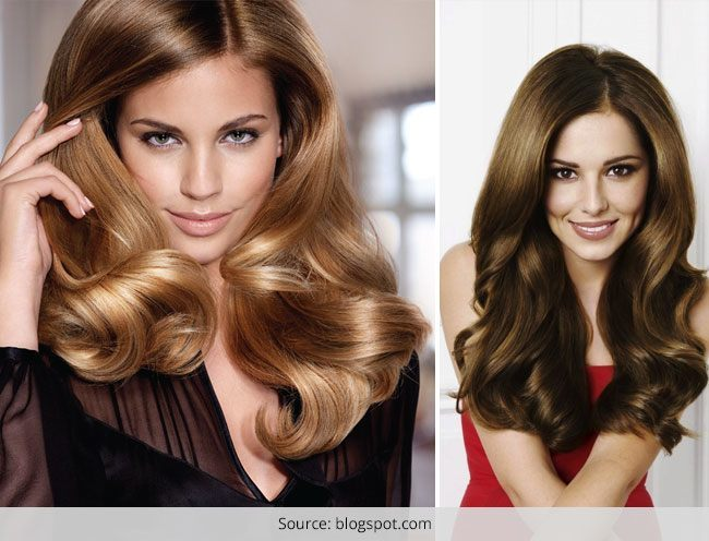 how to make your hair voluminous - victoria's glamour