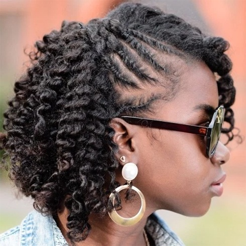 30 gorgeous natural hairstyles for short medium and long