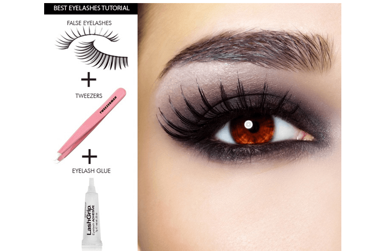 Trying Out Fake Eye Lashes For The First Time Follow These Tips