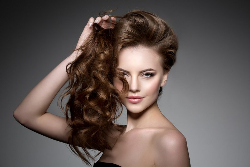 how to cut thin hair to make it look thicker victoria�s